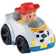 Fisher-Price Little People Disney Wheelies Toy Story Jessie