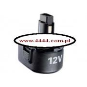 Bateria Black&Decker PS130 2000mAh 24.0Wh NiMH 12.0V