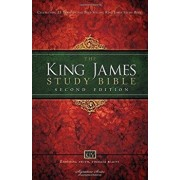 Study Bible-KJV, Hardcover/Thomas Nelson