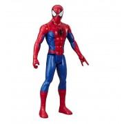 Figura Articulada Spiderman Titan - Hasbro