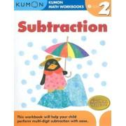 Subtraction, Grade 2, Paperback