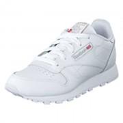 Reebok Classic Classic Leather White, Shoes, vit, EU 33