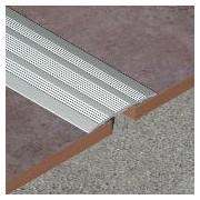 LSG40 - Trecere LINECO striata din aluminiu eloxat 40 mm