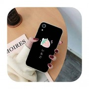 Cuty-girl Carcasa para iPhone 11 Pro XS Max 8, 7 6 6S Plus X 5S SE 2020 XR, For iphone 11 pro, A12.