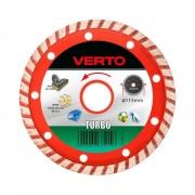 Disc diamantat turbo VERTO