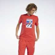 Reebok T-shirt Classics International