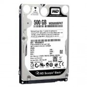"HDD notebook 500 GB SATA-II Western Digital 2.5"" - second hand"