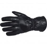 Bering Motorrad-Handschuhe lang Bering Coltrane Leder Sommerhandschuh schwarz S schwarz