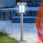 Esotec Lanterne solaire ANCONA en inox
