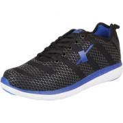 Sparx Men's Black Blue Mesh Running/Walking/Training/Gym Shoes