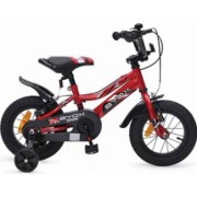Bicicleta Copii Byox 12 Prince Rosu