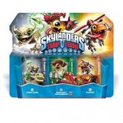 Activision Skylanders Trap Team: Funny Bone, Chopper, & Shroomboom Triple Character Pack