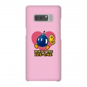Nintendo Funda móvil Nintendo Super Mario You're The Bob-Omb para iPhone y Android - Samsung Note 8 - Carcasa rígida - Mate