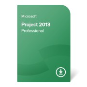 Project 2013 Professional (H30-03733) elektronikus tanúsítvány