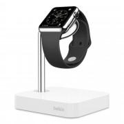 Belkin Watch Valet Charge Dock For Apple Watch - серифицирана док станция за зареждане на Apple Watch (бял)