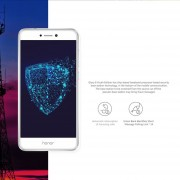 EY Huawei Honor 8 Lite 4G 5.2 Pulgadas 1920 * 1080P Huella Digital Capacitiva Teléfono Móvil-Blanco