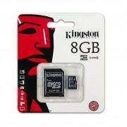 Kingston SDC4/8GB Tarjeta micro SDHC de 8 GB