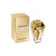 Perfume Lady Million Eau My Gold! Paco Rabanne Feminino Eau de Toilette 80ml