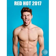 Calendar 2017 Red Hot Gallery Edition XXXL