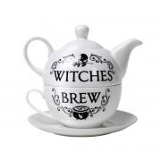 Set da tè ALCHEMY GOTHIC - Witches Brew - ATS1