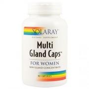 Multi Gland Caps for Woman 90cps Solaray
