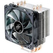 DEEPCOOL GAMMAXX 400 CPU Cooler Heatsink w/ 120mm PWM Fan w/ Blue LED