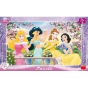 Puzzle - Princess 15 piese