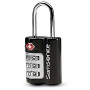 Travel Sentry 3 Dial Combination Lock luggage lock Best For International Travelling Multi Color- SAM