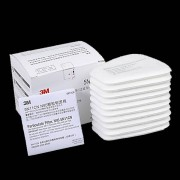 3m stoffilter 5N11 voor Dubbele Gasmaskers