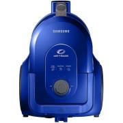 Aspirator fara sac Samsung VCC43Q0V3D, 850 W, 1.3 l, Twin Chamber™, Deep blue
