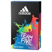 Adidas Team Five Eau de Toilette 100 ml