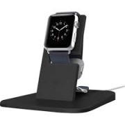 TwelveSouth HiRise - солидна алуминиева поставка за Apple Watch (черен)