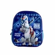 Ghiozdan 12,5 3D Frozen