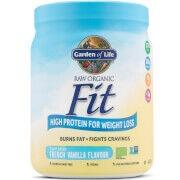 Garden of Life Raw Organic Fit Powder - Vanilla - 457G