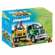 Camion Maderero Playmobil City Action C/ Accesorios - 9115