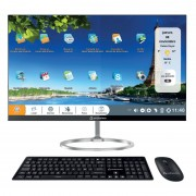 "ART0392 PC tout en un/station de travail 60,5 cm (23.8"") 1920 x 1080 pixels Intel Atom® x5 4 Go DDR3-SDRAM 532 Go HDD+Flash Wi-F"