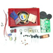 TEKNON Radio to make by yourself AM High sensitivity 6 stone super heterodyne receiver kit production kit KX 168