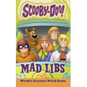 Scooby-Doo Mad Libs, Paperback