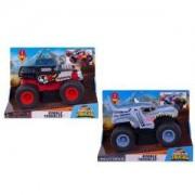 Детска играчка, Hot Wheels - Двойна неприятност голямо бъги Monster 1:24, асортимент, 1720105