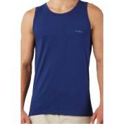 Pierre Cardin [3 Pack] Claudio Tank Top T Shirt Blue & Red & Navy
