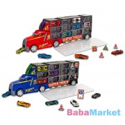 Spidko: Autószállító kamion, kisautókkal