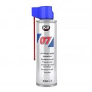 Primer cu protectie antirugina RAL 7011 gri 400 ml
