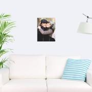 YourSurprise Foto op houten planken - 30 x 40 cm