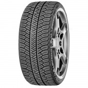 Michelin Pilot Alpin Pa4 Zp 245 50 18 100h Pneumatico Invernale