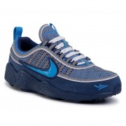 Pantofi NIKE - Air Zoom Spiridon '16/ Stash AH7973 400 Harbor Blue/Heritage Cyan