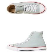 Converse Mens Chuck Taylor All Star Denim Hi Shoe Light Blue White