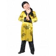 Vegaoo Chinesenkostüm für Jungen