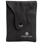 Eagle Creek Silk Undercover Bra Stash Custodie per oggetti di valore (7 x 10 cm, nero)