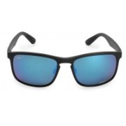 Ray-Ban Retro Square Sunglasses(Green)