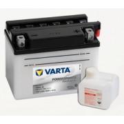 Bateria para moto Varta 12v 4ah 50A PowerSports Freshpack YB4L-B 121 x 71 x 93 mm